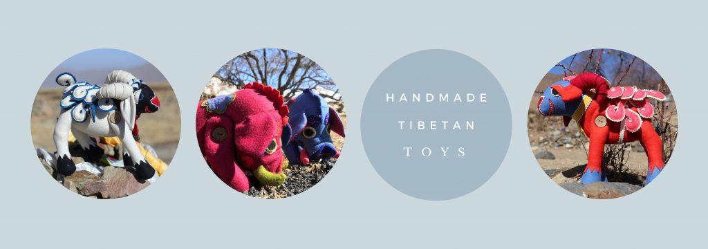 Handmade Tibetan Toys