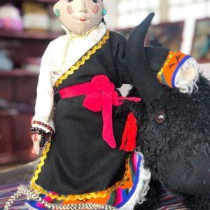 Lhamo tso from Amdo