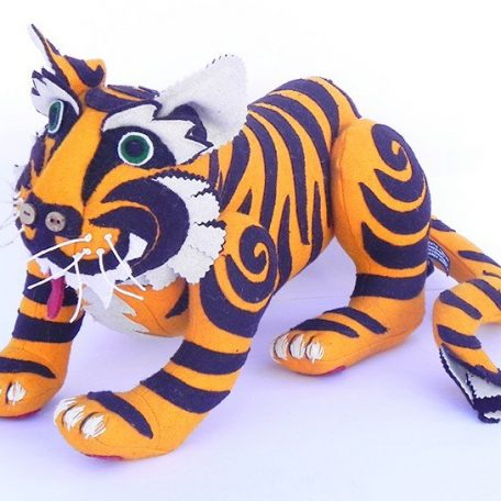 Tiger stuffed toy large